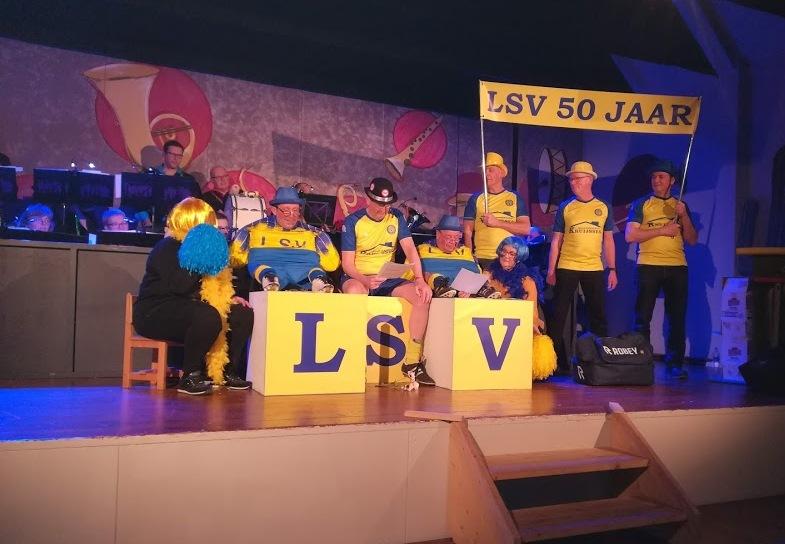 LSV steelt de show